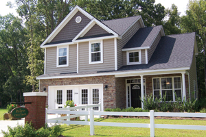 Home built by Dan Ryan Builders. Dan Ryan, Summerville builder